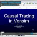 Causal Tracing in Vensim