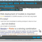How to create web simulations with Vensim using Forio Simulate